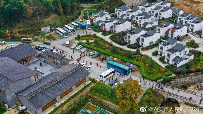 金寨县大湾景区正式晋升为国家3A级旅游景区