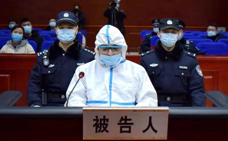 被控受贿2258万余元,萧县县委原书记王共伟受审