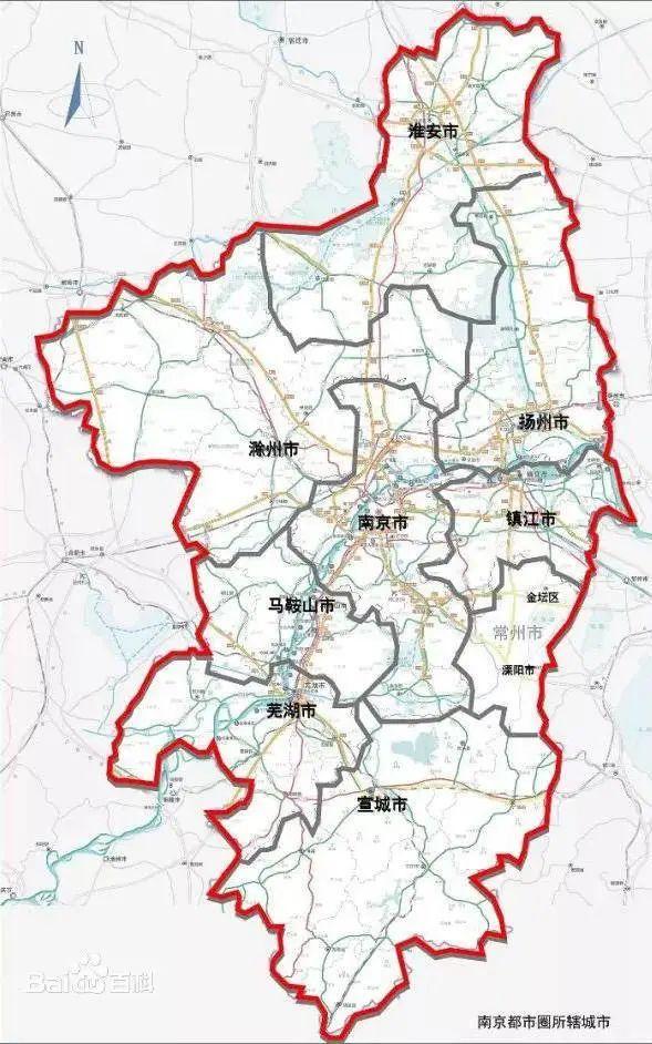 这一规划印发,苏皖协同建设一体化综合交通体系