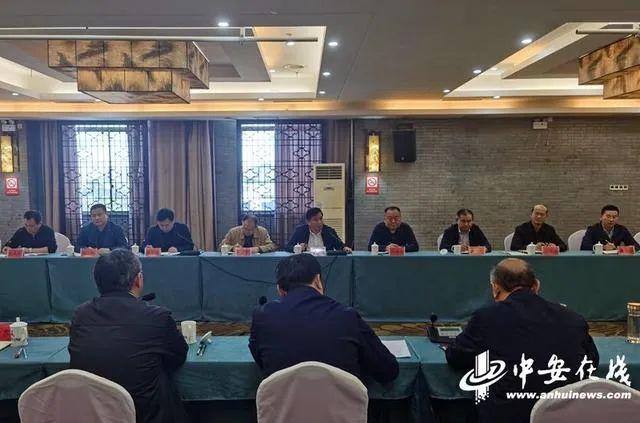 安徽省安委会约谈安庆市政府