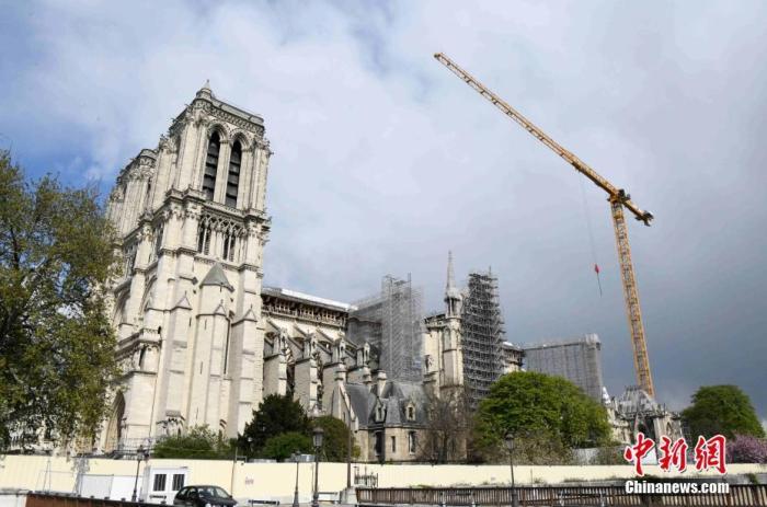 巴黎圣母院大火两周年:维修工程仍面临艰巨挑战