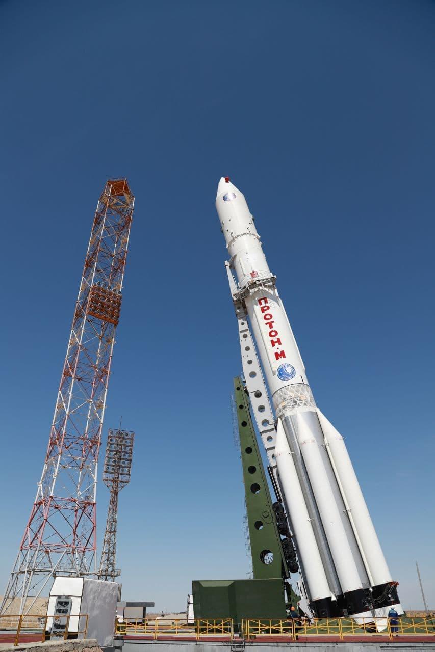 """俄罗斯成功发射""""科学""""号实验舱 将与国际空间站对接"""