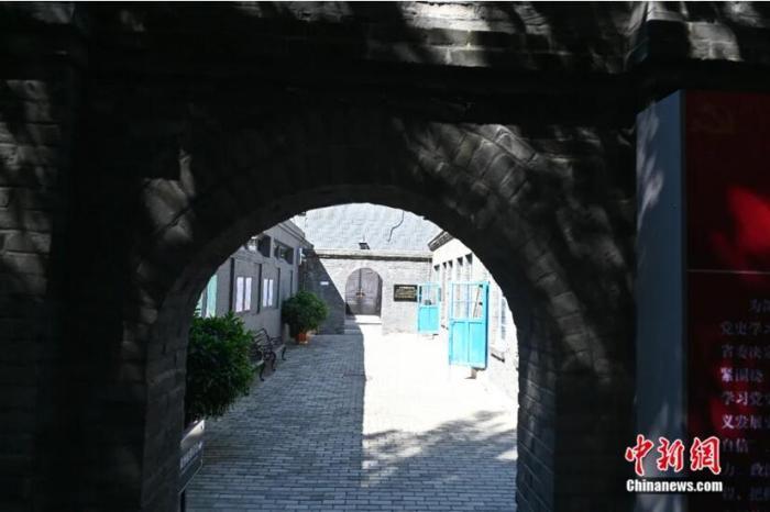 中共满洲省委旧址纪念馆。于海洋 摄