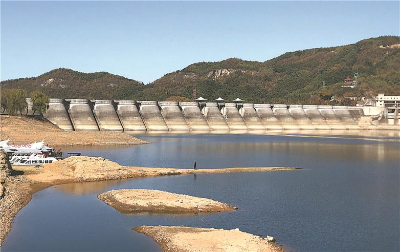 【一线调研】持续干旱下的佛子岭水库