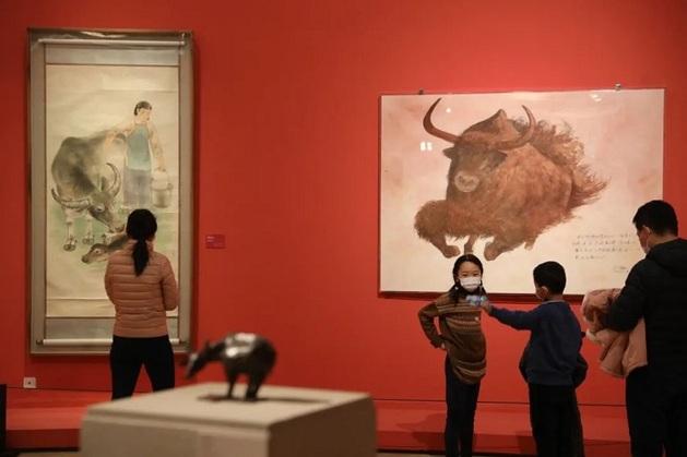 【文化年•新风尚】逛馆观展走起!春节新年俗让博物馆热持续升温