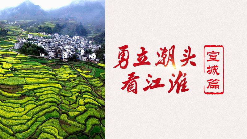 宣城:从小山沟走向大世界